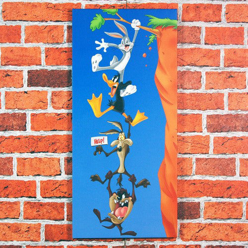 Looney Tunes Characters Canvas Art Print