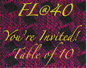 FL@40 Table of 10