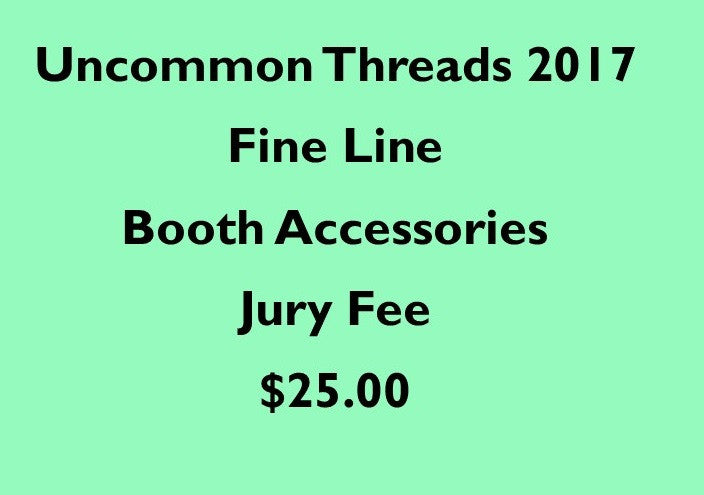 UT Fine Line Accessories Booth