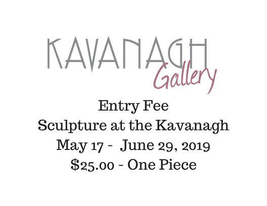 Sculpture at the Kavanagh - Entry Fee One Piece