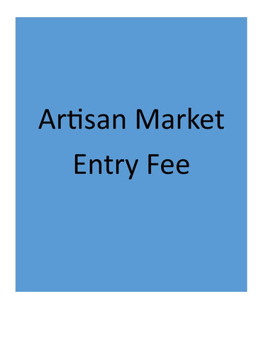 Artisan Market Entry Fee