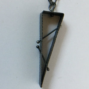 Inverted Triangle Pendant