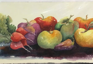 Watercolor Prints by Ann Schuster