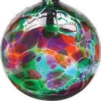 GLASS BLOWN ORNAMENT; 12/20; 10am-11am
