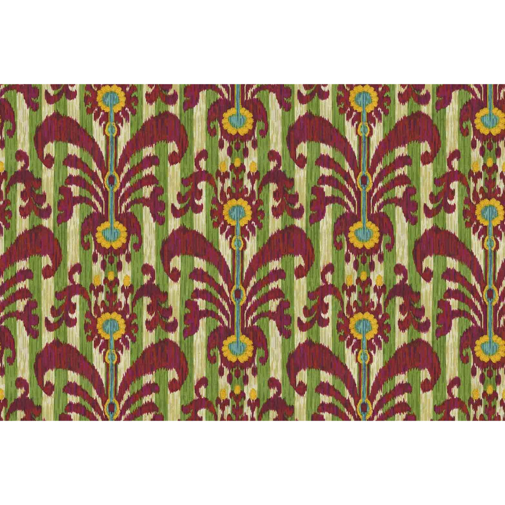 110020 Java Moon Radicchio Pk Lifestyles Fabric