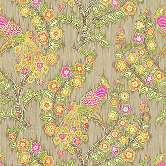 110180 Magic Garden Nectar Srd Pk Lifestyles Fabric