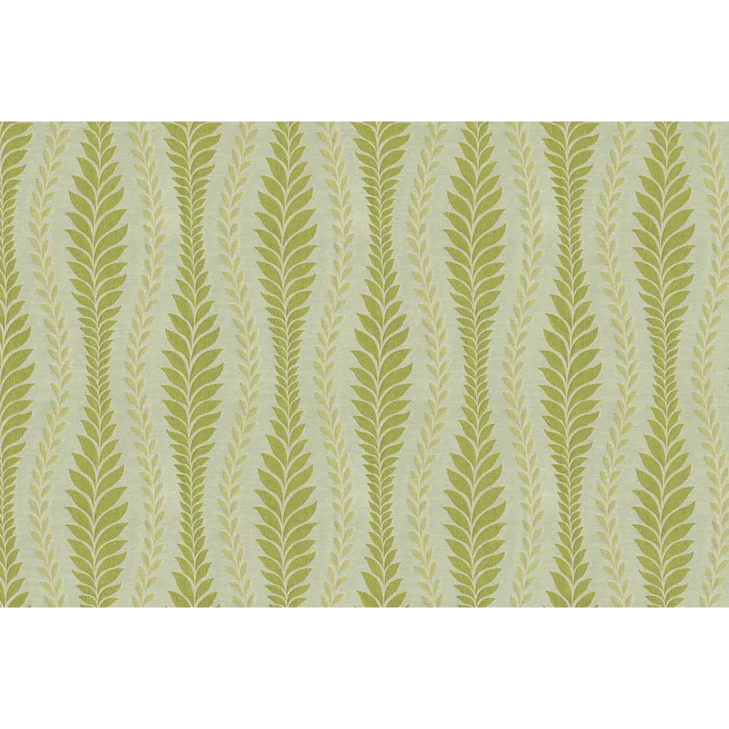 120040 Zahra Leaf Citrine Pk Lifestyles Fabric