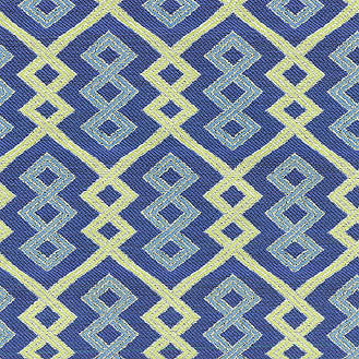 120172 Tribal Twist Lapis Srd Pk Lifestyles Fabric