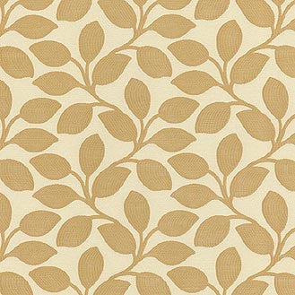 120211 Foliage Filigree Sepia Pk Lifestyles Fabric