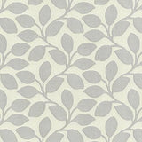 120213 Foliage Filigree Platinum Pk Lifestyles Fabric