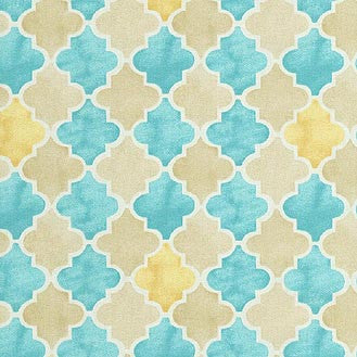 130043 Beach Walk Malibu Srd Pk Lifestyles Fabric