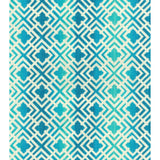 130073 Picasso's Cube Turquoise Pk Lifestyles Fabric