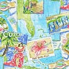 130130 Pkl Od Greetings Tropics Pk Lifestyles Fabric