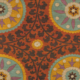 220050 Tribal Thread Sunset Pk Lifestyles Fabric