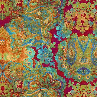 270041 Enchantress Mulberry Pk Lifestyles Fabric