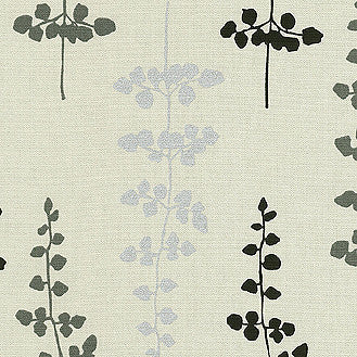 400390 Floating Petals Black Pk Lifestyles Fabric