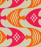 403570 Od Ocean Current Tiger Lily Srd Pk Lifestyles Fabric