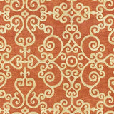 404290 Tendril Chili Srd Pk Lifestyles Fabric