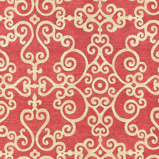 404291 Tendril Berry Pk Lifestyles Fabric