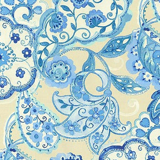 404312 Artist Colony Porcelain Pk Lifestyles Fabric