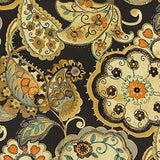 404313 Artist Colony Night Pk Lifestyles Fabric