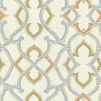 404620 Linked/sd Gilded Pk Lifestyles Fabric
