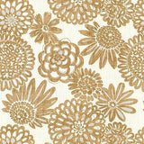 450092 Flower Pops Resin Glow Pk Lifestyles Fabric