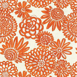 450093 Flower Pops Tigerlily Pk Lifestyles Fabric