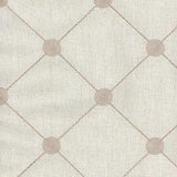 550074 Fanfare Emb Pebble Pk Lifestyles Fabric