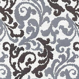 550081 Graceful Curves Ebony Pk Lifestyles Fabric