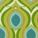 590170 Groove Move Turquoise Srd Pk Lifestyles Fabric