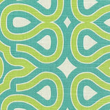590190 Turtle Shell Turquoise Pk Lifestyles Fabric