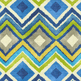 590471 Like A Diamond Azure Pk Lifestyles Fabric