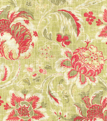 677892 Arbor Imagery Crimson Pk Lifestyles Fabric