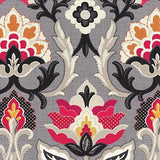 678651 Isadora Licorice Pk Lifestyles Fabric