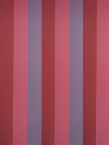 Charleston Palladium Sorbet Stripes Fabric