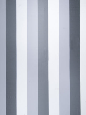 Charleston Palladium Sterling Stripes Fabric
