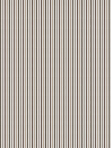 Charleston Rava Stripe Silver Stripes Fabric