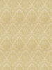 Charleston Ravishing Honeydew Damask Fabric