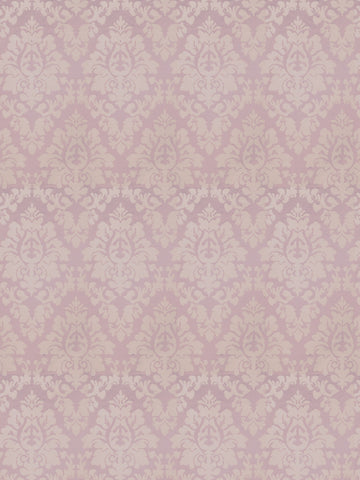 Charleston Ravishing Wisteria Damask Fabric