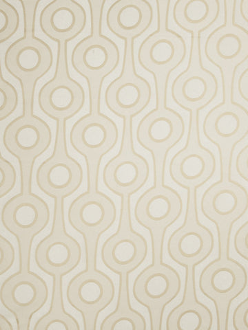 Charleston Roller Beige Contemporary Fabric