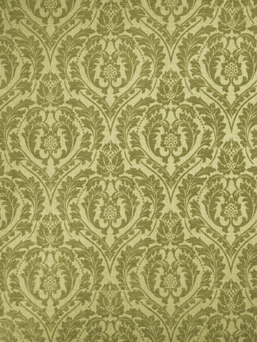 Charleston Salmson Willow Damask Fabric