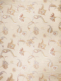 Charleston Swinton Cream Jacobean Fabric