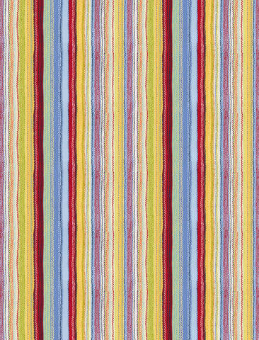 Charleston Tanglewood Paintbox Juvenile Fabric