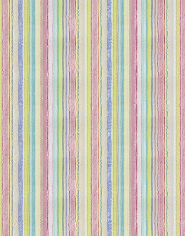 Charleston Tanglewood Rose Juvenile Fabric