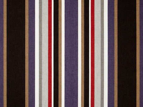 Covington Cameron Stripe Overcast Stripes Fabric