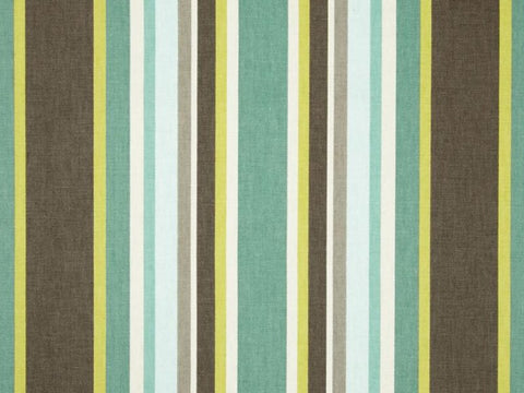 Covington Cameron Stripe Surf Stripes Fabric