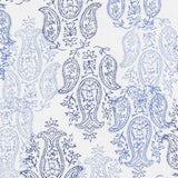 De42507-5 Yadi, Blue Duralee Prints Fabric