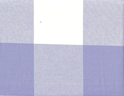 P Kaufmann Buffalo Check 001 Blueberry Check / Plaid Fabric
