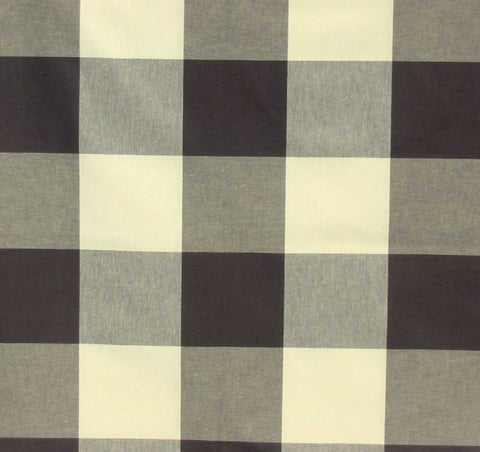 P Kaufmann Call Me 913 Silhouette Check / Plaid Fabric